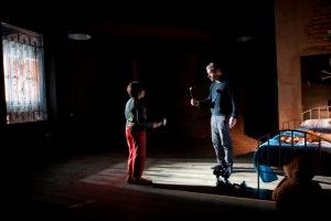 Compagnia Teatrodilina Colella/Lagi. Foto Andrea Messana