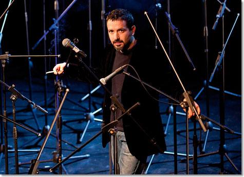 Andrea De Rosa, regista dello spettacolo
