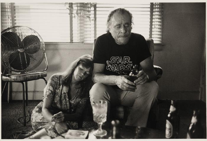 Bukowski e Linda Lee Beighle