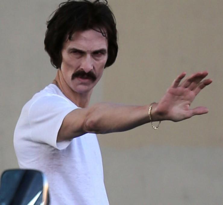Matthew McConaughey, irriconoscibile protagonista di Dallas Buyers Club