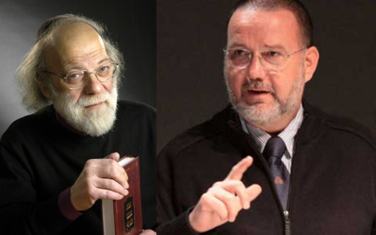Haim Bahahier e Alberto Melloni