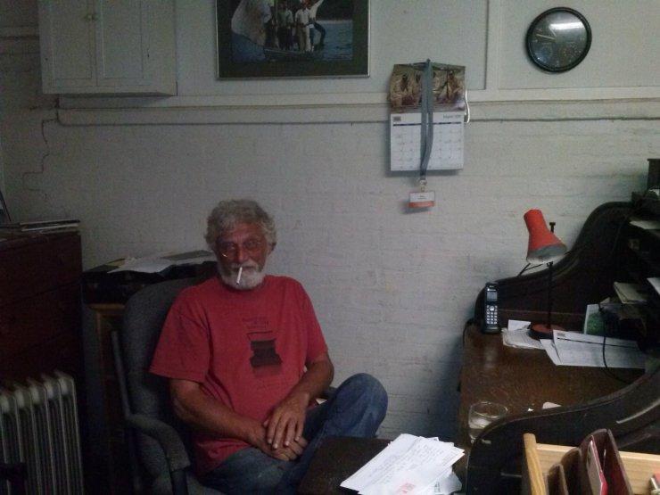 Bob Shocachis (foto di Andrea Sartori)