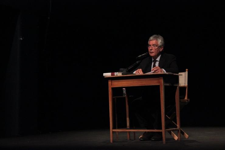 Claudio Martelli (foto di Giulia Cozzolino)