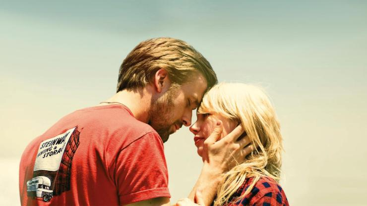 Ryan Gosling e Michelle Williams