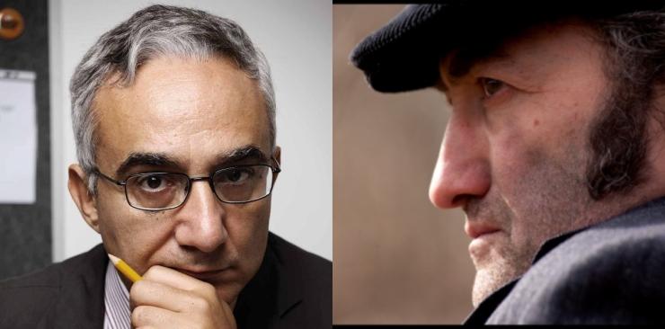 Dario Di Vico e Tony Laudadio, attore per Moretti e Sorrentino